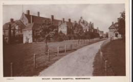 AP49 Mount Vernon Hospital, Northwood - RPPC - London Suburbs