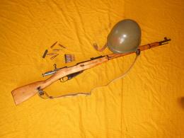 MOSIN NAGANT 91/30 - Armes Neutralisées