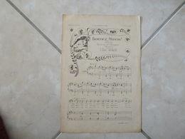 Dormez Ninonpiano - Doux Entretien -(Musique Paul Wachs & Gustave Delabre)- Partition (Piano) - Instruments à Clavier