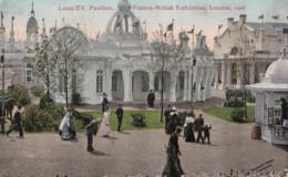 AQ30 Louis XV Pavilion, Franco British Exhibition, London 1908 - Exhibitions
