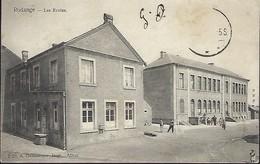 Rodange  -  L'école   Edit.  A. Delessenne  Impr.  Athus   2 Scans - Autres