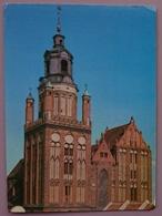 STARGARD SZCZECINSKI - Polska - Poland - Kosciol Mariacki - CHRISTIANITY - Vg - Pologne