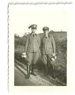 """3882 """"ALLIEVI UFFICIALI DI FANTERIA - BOLOGNA 2/6/1935"""" FOTO ORIGINALE - War, Military"""