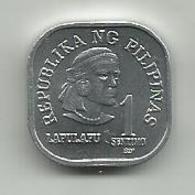 Philippines 1 Sentimo 1980. - Filippine