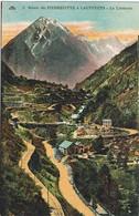32907. Postal Rote De PIERREFITTE A CAUTERETS (hautes Pyrenées). Le Limaçon - Cauterets
