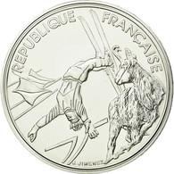 Monnaie, France, Ski Acrobatique, 100 Francs, 1990, Albertville 92, ESSAI, SPL - Commemoratives
