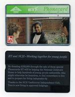 Télécarte Telekarte Phonecard - BT And NCH - Working Together For Young People - Non Classés