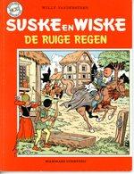 Suske En Wiske 203 - De Ruige Regen (1ste Druk) 1985 - Suske & Wiske