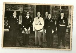 """3892 """"BENITO MUSSOLINI CON DELEGAZIONE RUSSA(1° Congresso Mondiale Biblioteche E Bibliografia-RM-VE-1929)"""" FOTO ORIG. - Guerra, Militari"""