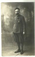 """3893 """"TENENTE CAPPELLANO-I WW"""" FOTO ORIGINALE - Guerre, Militaire"""