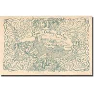 Billet, Autriche, Mittelberg, 50 Heller, Ruine 1920-12-31, SPL Mehl:FS 158 - Autriche