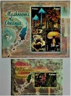 # # Palau 2006**Mi.2617-21 Mushrooms , MNH [15;66] - Mushrooms