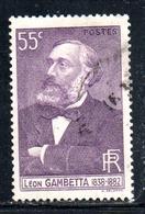 N° 378 - 1938 - France