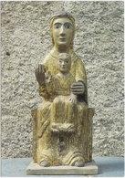 11. Gf. CAUNES-MINERVOIS. Vierge à L'Enfant Dite Notre-Dame Du Cros - Frankreich