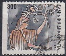 GRECIA 1986 Nº 1596 TIPO B USADO - Usados