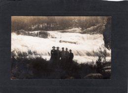 86641    Mondo,  Cascata,  NV(scritta) - Postcards