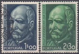 PORTUGAL 1965 Nº 829/30 USADO - Used Stamps