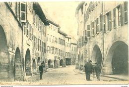 ANNECY (73) - LA RUE SAINT-CLAIRE  - INDIVISE 1904-   Bb-654 - Annecy-le-Vieux