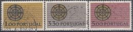 PORTUGAL 1966 Nº 981/83 USADO - Used Stamps