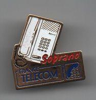 Pin's France Télécom Soprano...BT12 - France Telecom