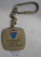 PENDANT PEF 1976 UEFA - FSJ   Yugoslav Football Federation  KUT - Wrestling