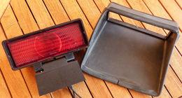 Feu Stop Additionnel Réglable - Cyclops Red Reflector Lens - DOT / SAE U84 - Voitures