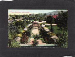 86647    Stati  Uniti,   Winter  Residence  And  Grounds,  On The  Road  Of  Thousand  Wonders,  NV(scritta) - Postcards