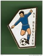 FOOT *** AS BEAULIEU *** 1010 - Calcio