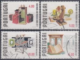 PORTUGAL 1978 Nº1404/07 USADO - Used Stamps