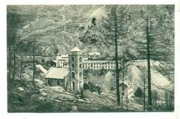 Italy Tenda Miniera Di Vallauria 1910 R - Cuneo