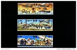ISLE OF MAN - 1990  BATTLE OF BRITAIN  SET  MINT NH - Isola Di Man