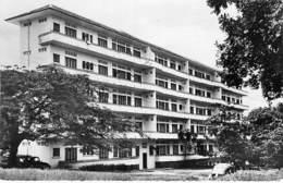 AFRIQUE NOIRE - COTE D'IVOIRE - ABIDJAN : Les Immeubles Administratifs - CPSM Dentelée N/B Format CPA - Black Africa - Ivory Coast
