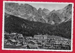 CARTOLINA VG ITALIA - SAN MARTINO DI CASTROZZA (TN) - Gruppo Delle Pale - 10 X 15 - ANN. 1957 - Trento