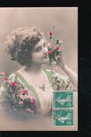LOT153.....40 CPA FEMMES - 5 - 99 Postcards