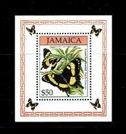 Jamaica 1994 Sc # Bf 814  MNH **  Butterfly - Butterflies