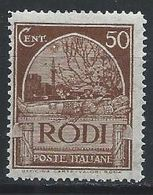 Rhodes YT 56 XX / MNH - Egeo (Rodi)