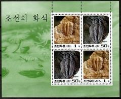 Korea 1997 Corea / Fossils MNH Fosiles Fossil / Cu12915  34-2 - Fósiles