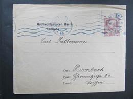 GANZSACHE Wien - Limbach 1910  3H Privatganzsache  // D*38557 - Briefe U. Dokumente