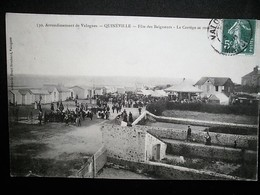 QUINEVILLE FETE DES BAIGNEURS - Autres Communes