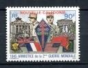 Thème Général De Gaulle - NOUVELLE-CALEDONIE - Yvert 686 Neuf XXX - De Gaulle (General)