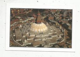 Cp, NEPAL ,  Boudha Mandala, World's Biggest Buddhist Stupa, Voyagée 2007 - Népal
