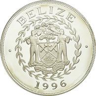 Monnaie, Belize, Olympics, 10 Dollars, 1996, FDC, Argent, KM:127 - Belize