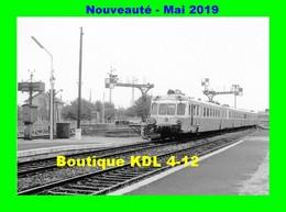 AL 577 - Autorail RGP X 2700 Entrant En Gare - RIOM - Puy De Dôme - SNCF - Riom