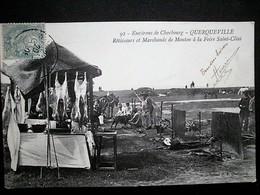 QUERQUEVILLE ROTISSEURS ET MARCHANDS DE MOUTON - France