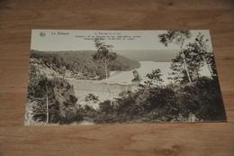 9802-   LA GILEPPE, LE BARRAGE ET LE LAC - Gileppe (Barrage)