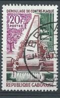 Gabon  -     Yvert  N°   196  Oblitéré   -  Bce  20319 - Gabon