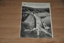 9803-    BARRAGE DE LA GILEPPE - Gileppe (Barrage)