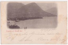 Lugano Mit Monte Bré - TI Tessin