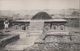 Pakistan - Taxila Sirkap - Archéologie - Les Scytho-Parthes - Base Of Scytho-Parthian Stupa - Aigle à Deux Têtes - Pakistan