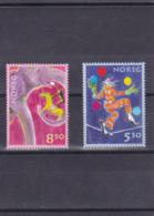 2002 - Europa Cept - Norvège - Norge - N°YT1389 Et 1390** - 2002